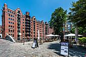 Speicherstadt (warehouse district), Hamburg, Germany