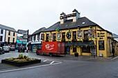 Irish pub in Tralee, County Kerry, Republic of Ireland