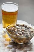 The famous snails of ´Satanas´    Of the Bar the Llanete  Medina Sidonia, Cadiz, Spain, Europe