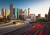 Atlanta is the capital and most populous city in the U S  state of Georgia  Atlanta´s population is 545,225  Atlanta is the cultural and economic center of the Atlanta metropolitan area, which is home to 5,268,860 people and is the ninth largest metropoli