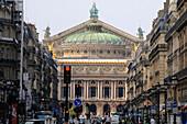 Opera Garnier, Paris, Frankreich, Europa