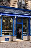 Boulangerie, Jewish shop in Quartier Marais, Paris, France, Europe