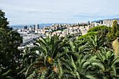 Cityscape, Genoa, Liguria, Italia