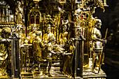 Church treasure, Cathedral of Saint Lawrence, Genoa, Liguria, Italia