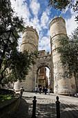 Porta Soprana, Genoa, Liguria, Italia