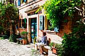Artistic village, Groznjan, Istria, Croatia