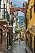 Moneglia, province of Genua, Italian Riviera, Liguria, Italia
