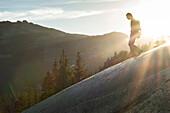 Rock Climbing Lifestyle Sierras California, Tuolumne, California, USA