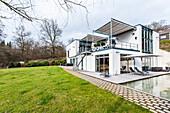 Bauhaus villa, Sauerland, Germany