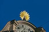 Heiliggeistkirche, Viktualienmarkt, Munich, Upper Bavaria, Bavaria, Germany