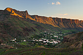 Fataga, Roque Almeida, Gran Canaria, Canary Islands, Spain