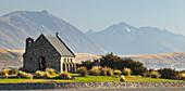 Good Shepherd Church, Lake Tekapo, Canterbury, South Island, New Zealand