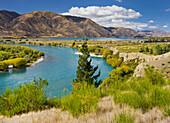 Waitaki River, Otago, South Island, New Zealand