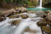 Tawhai Falls, Tongariro Nationalpark, Manawatu-Manganui, North Island, New Zealand