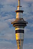 Skycity Tower, Detail, Auckland, North Island, New Zealand