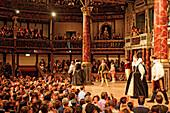 Richard II, Shakespeare's Globe, Bankside, Southwark, London, England, United Kingdom