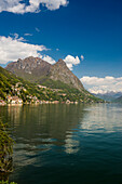 Valsolda, Lake Lugano, Province of Como, Lombardy, Italia