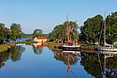 Sjoetorp at lake Vanern, Gota canal, Sweden