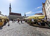 Old town, Tallin, Estonia.