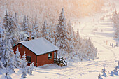 La Nictale Cabin, Gaspesie National Park, Quebec