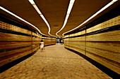 Underground Pedestrian Network, Montreal, Quebec
