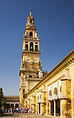'The Bell Tower Of The Cordoba Mosque (Cathedral); Cordoba, Spain'