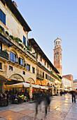 'Piazza Delle Erbe; Verona, Italy'