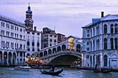 'Rialto Bridge; Venice, Italy'
