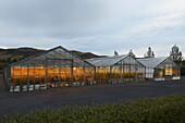 'Hveragerdi Greenhouse Village; Hveragerdi, Arnessysla, South Iceland'
