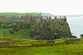 'Dunluce Castle; County Antrim, Ireland'