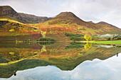 Buttermere Lake, Lake District National Park, Cumbria, England, United Kingdom, Europe