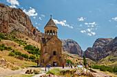 Armenia, Vayots Dzor Region, Noravank Monastery