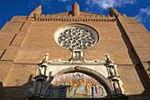 France, Haute Garonne, Toulouse, Notre Dame de la Dalbade.