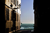 SPAIN, Andalusia, Rota, region of Cadiz. Costa de la Luz.