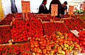 Italy, Sicily, Siracusa, Ortigia district, (Unesco world heritage), Benedicti market