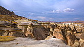 Turkey, Cappadocia, Pasabag, natural landscape Heritage of the UNESCO