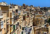 in Valletta, Malta, Europe