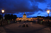 France, Paris, bridge of arts