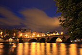 France, Paris, royal bridge