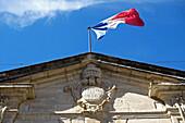 France, Hérault, City Hall Lodeve.