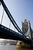 Tower Bridge, London, Great Britain, Uk © Carlos Sanchez Pereyra/ Axiom