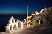 'Greece, Greek architecture; Oia'
