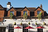 'A building in Cranleigh village; Surrey, England'
