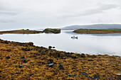 'Landscape and tranquil water of the isle of skye; Skye, Scotland'