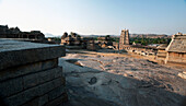'Religious buildings; Hampi, Karnataka, India'