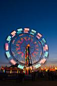 Time Delay Ferris Wheel
