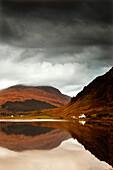Mountain Lake, Loch Sunart, Scotland