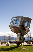 Upside Down Church, Vancouver, British Columbia, Canada