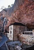 'Monastery Of San Juan De La Pena; Huesca, Spain'