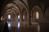 'Scriptorium Of The Monastery Of Santa Maria De Poblet; Catalonia, Spain'